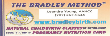 bradley birth